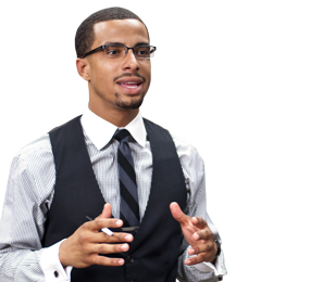 Financial Expert, Justin M. Johnson